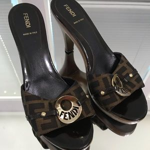 Fendi Shoes - Fendi Heels